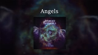 Video Avenged Sevenfold - Angels (Lyrics) MP3, 3GP, MP4, WEBM, AVI, FLV Februari 2018