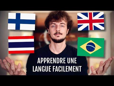 Comment apprendre une langue plus rapidement (mes 5 conseils)