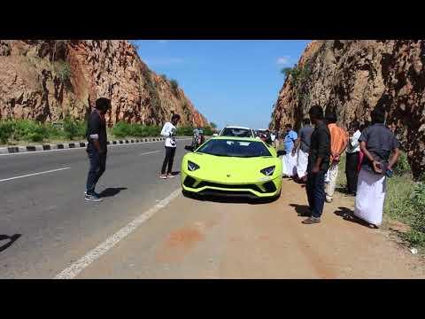Video Lamborghini Aventador vs Audi vs Ferrari in Tirunelveli Arasan Malik brothers car download in MP3, 3GP, MP4, WEBM, AVI, FLV January 2017