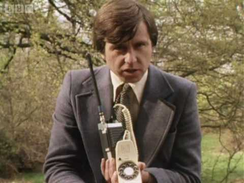 Mobile Phone - From the BBC Archive 'Tomorrow's World' collection: http://www.bbc.co.uk/archive/tomorrowsworld/index.shtml Michael Rodd makes a call with an experimental co...