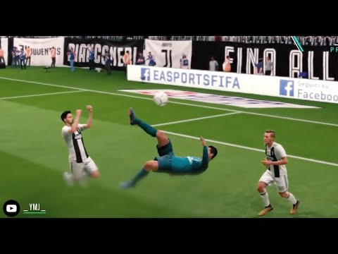 Taking Goal Recreations on FIFA to the Next Level 🤯 🎮