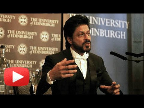 Shah Rukh Khan VIRAL Speech On Girls