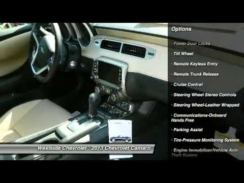 2013 Chevrolet Camaro Katy Texas 30476