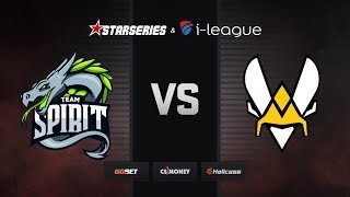 [RU] Spirit vs Vitality   Map 3 – Inferno   StarSeries i-League Season 7
