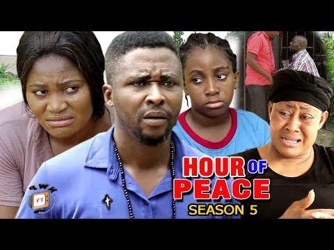 Hour Of Peace Season 5 - (New Movie) 2018 Latest Nigerian Nollywood Movie Full HD | 1080p