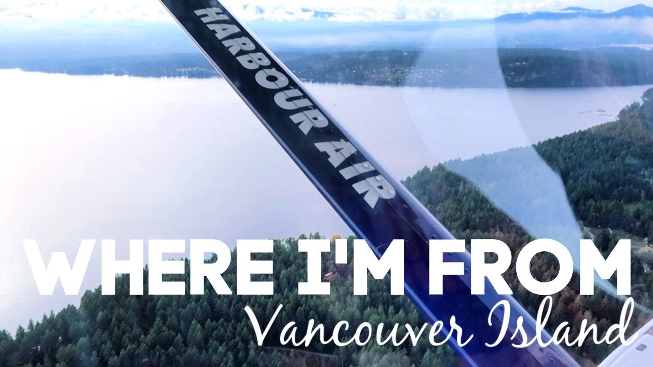 WHERE I'M FROM - Vancouver Island | Zoey's Diary 50