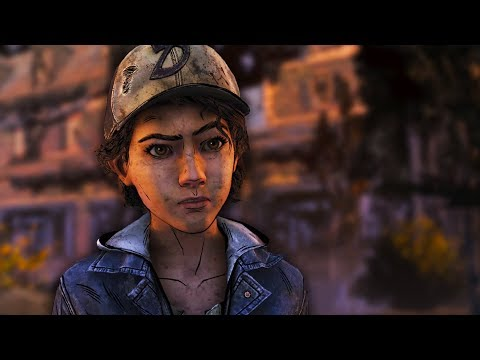 CLEMENTINE'S A MOM NOW! | The Walking Dead The Final Season  - Episode 1 - Part 1 (видео)