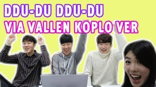Video REAKSI ORANG KOREA MENDENGAR SUARA VIA VALLEN MP3, 3GP, MP4, WEBM, AVI, FLV April 2019