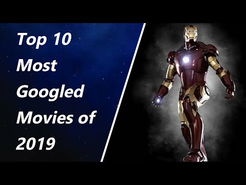 Top 10 Most Searched Movies Of 2019