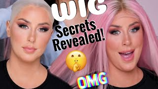 WIG EXPERT SPILLS THE TEA! How to Apply a Wig- Chrisspy by Chrisspy