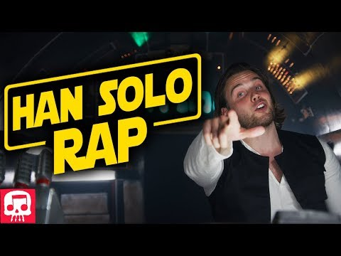 "HAN SOLO RAP By JT Music (feat. NerdOut) - ""Never Tell Me The Odds"""