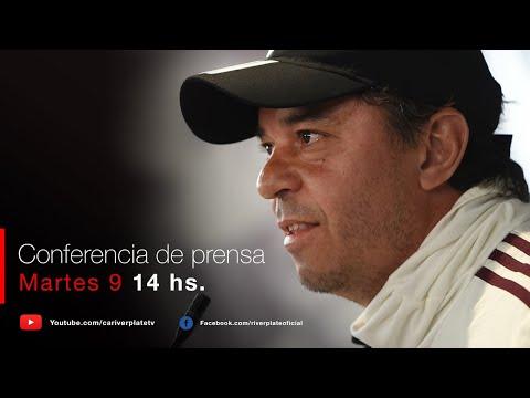 Marcelo Gallardo en conferencia de prensa [09/02/2021 - EN VIVO]