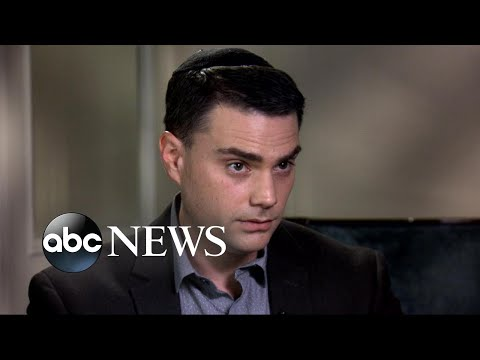 Outspoken conservative Ben Shapiro says political correctness breeds insanity