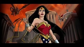Wonder Woman - Christina Aguilera - Fighter