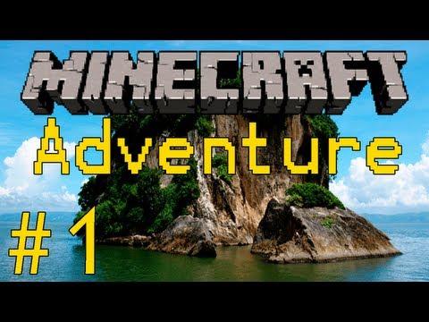 Let's Play Minecraft - Часть 1 - Все идет как по маслу :)