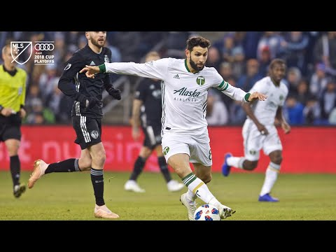 Video: Diego Valeri | Sporting 2, Timbers 3 | MLS Cup Playoffs | Nov. 29, 2018