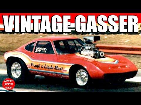 Frank Mazi BB/A Opel GT