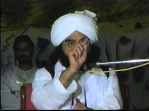 Pir Naseeruddin Naseer - Speech of Hazrat Pir Syed Naseeruddin naseer R.A - Episode 4 Part 2 of 2.