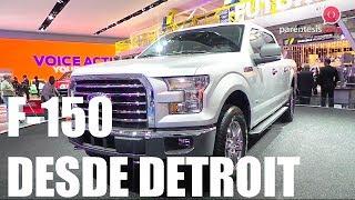 Lo nuevo de Ford en el Auto Show de Detroit 2014