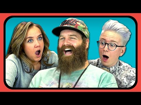 greatest - Freak Out EXTRA REACTIONS: http://goo.gl/Goyt1f NEW Vids Sun, Thur & Sat! Subscribe: http://bit.ly/TheFineBros Please share this video and subscribe to everyone! All React Eps: (kids, teens,...