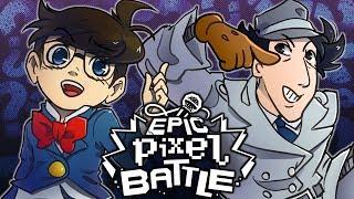 Video Détective Conan Vs Inspecteur Gadget - EPIC PIXEL BATTLE [EPB SAISON 3] MP3, 3GP, MP4, WEBM, AVI, FLV Juli 2017