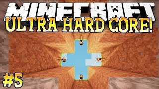 THE BATTLE-FIELD! - Ultra Hardcore (Minecraft Ultra Hardcore Mod) - #5
