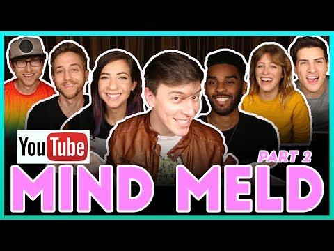 YOUTUBER MIND MELD - PART 2!! | Thomas Sanders