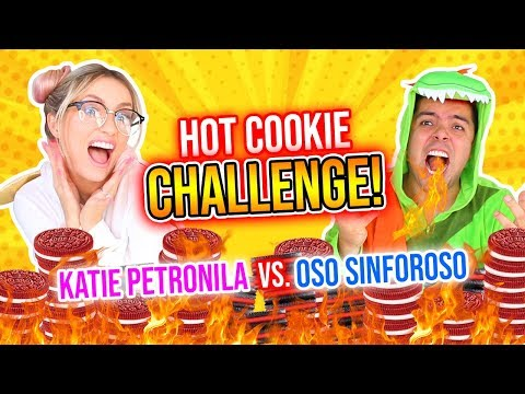 NUCLEAR FIRE COOKIE CHALLENGE