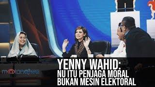 Video Mata Najwa Part 5 - Drama Orang Kedua: Yenny Wahid: NU itu Penjaga Moral Bukan Mesin Elektoral MP3, 3GP, MP4, WEBM, AVI, FLV Agustus 2018