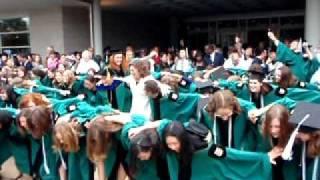 Graduation Flash Mob- Wash U Class of 2010!