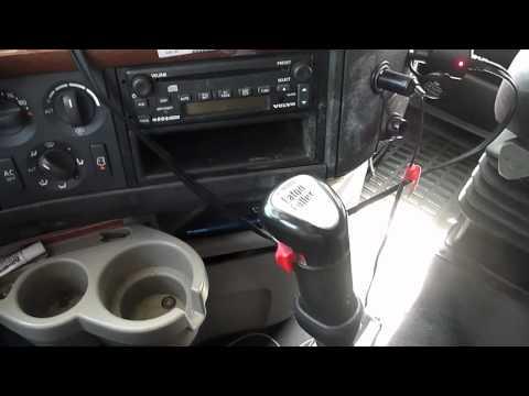 Rotações do motor (RPM) - Cambio 13 velocidades Caixa seca Eaton fuller.