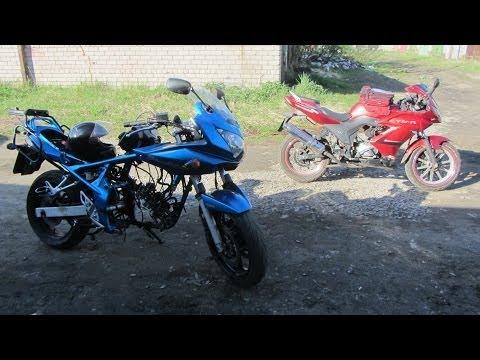 Мотоцикл yamasaki scorpion new