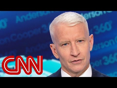 Anderson Cooper: Trump chose Kanye over victims