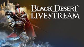 Black Desert PS4 Launch Day Livestream by GameSpot
