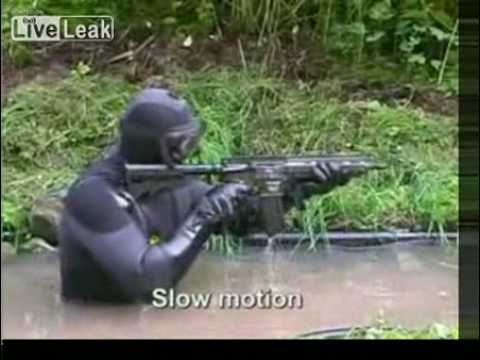 m4 - Heckler & Koch 416 Vs. Colt M4 - Over the Beach SOCOM Test. www.liveleak.com The folks that know me on LL are aware that I'm a big HK fan and especially of t...