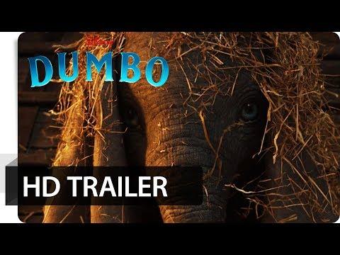 DUMBO - Teaser Trailer (deutsch/german) | Disney HD