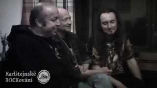 Video 6. Karlštejnské Rockování - rozhovor s kapelou Tenemit
