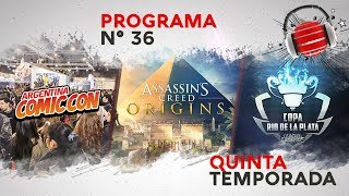 PuntoGaming! TV S05E36 en VIVO