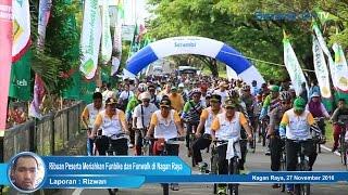 Ribuan Peserta Meriahkan Funbike dan Funwalk di Nagan Raya