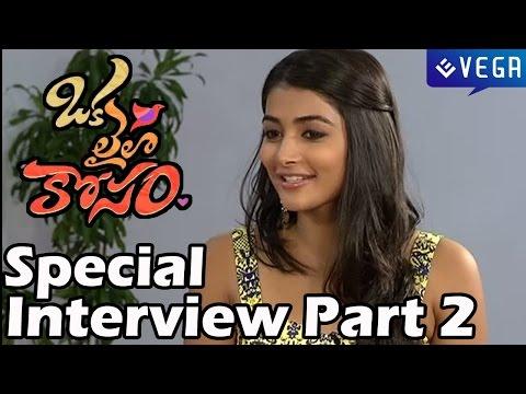 Oka Laila Kosam Movie - Diwali Special Interview Part 2- Naga Chaitanya, Pooja Hedge