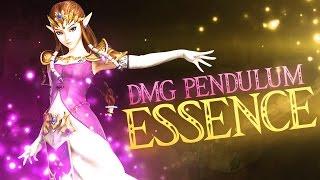 "SSB4 Zelda Montage titled ""Essence"" by DMG Pendulum"