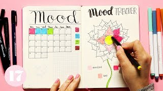 Video How To Create A Mood Tracker In Your Bullet Journal | Plan With Me MP3, 3GP, MP4, WEBM, AVI, FLV Juli 2018