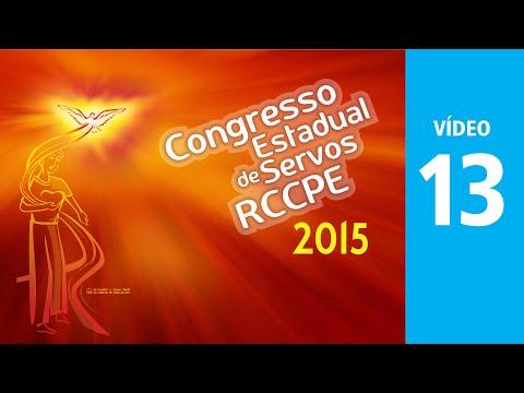 RCCPE Congresso 2015 - Video 13 - Pe Anel 1