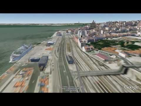 World Landbridge (6) - Development Corridors from Acapulco to Mumbai
