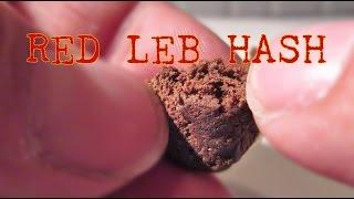 Red Leb HASH - Smoke Sesh! - by Asight4soreeyez