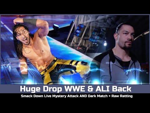Ali Career is back? Interesting Review ! Smack Down Major Attack & Dark Segment