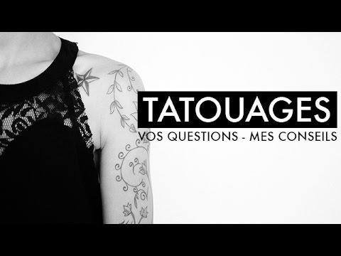 Mes tatouages| Vos questions | Mes conseils
