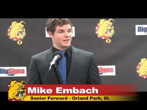 Mike Embach Post Game Press Conference 2/18/20