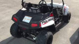 4. 2017 Polaris RZR 170