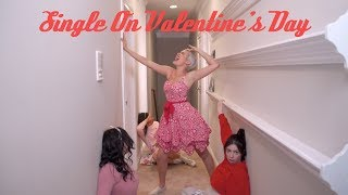 Video Cimorelli - Single On Valentine's Day (Official Music Video) MP3, 3GP, MP4, WEBM, AVI, FLV April 2018